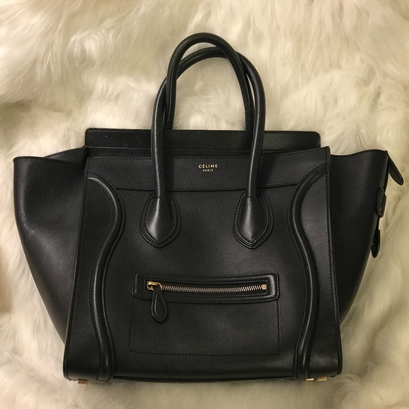 Celine Handbags - Medium CELINE LUGGAGE TOTE (discontinued)